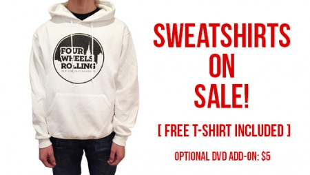 SALE*** OG Logo Hoodie [FREE T-SHIRT INCLUDED]