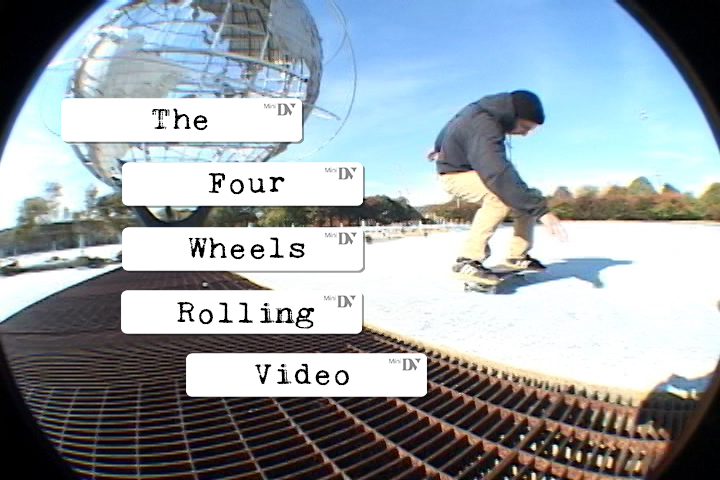 "Anthony Ruggiero's ""The FWR Video"" Part"