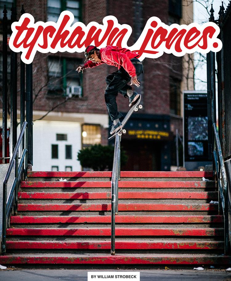 Tyshawn Jones Interview