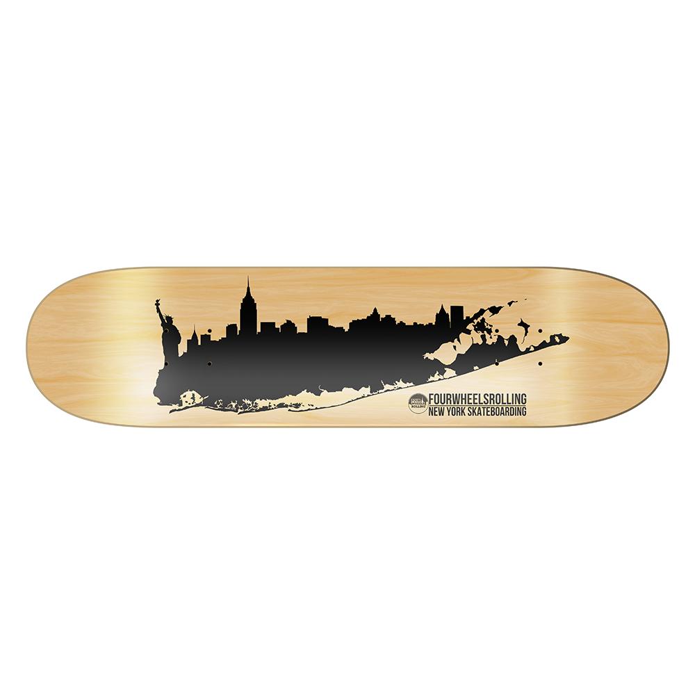 L.I x NYC Deck