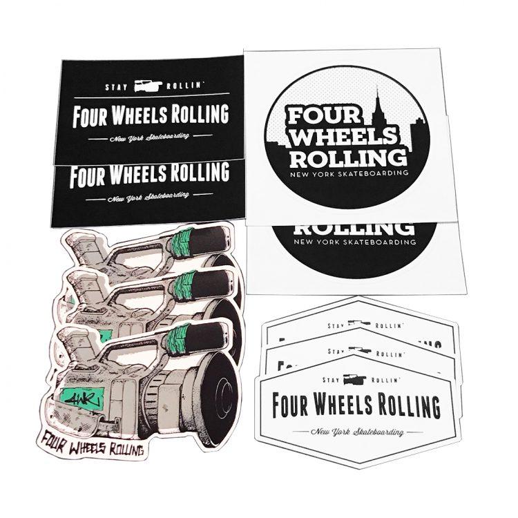 Sticker Pack (10 pc)